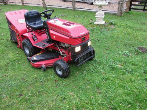 Westwood T2000 Garden Sit Ride On Tractor Lawnmower Top