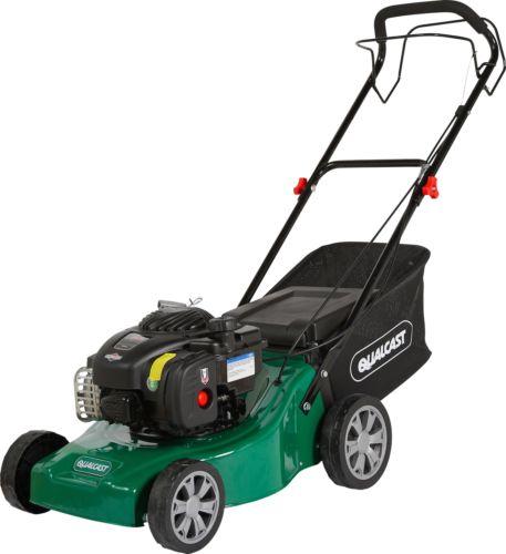 Qualcast Push Petrol Lawnmower 125cc Lawnmowers Shop