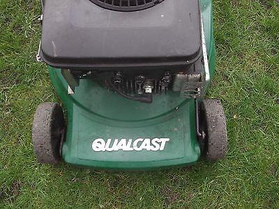 Qualcast Suffolk Turbo 40k Electric Start Rearroller ( Push Type ) Lawnmower - Lawnmowers Shop