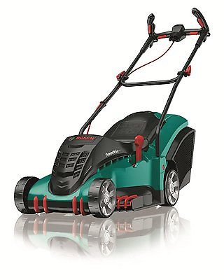 Bosch Rotak 43 Ergoflex Electric Rotary Lawnmower
