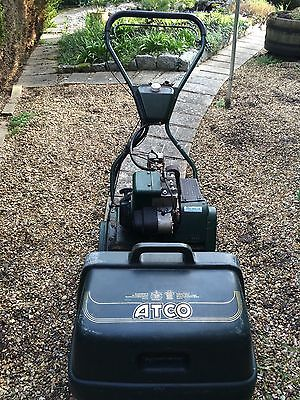 Atco Ensign B14 Self Propelled Lawn Mower Lawnmowers Shop