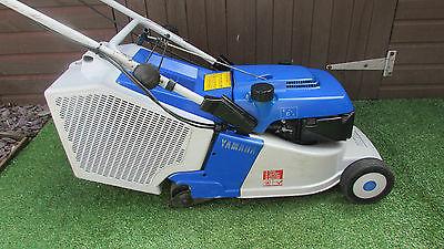 Yamaha Ylm342 Ylm 342 16 Inch Self Propelled Rotary Roller Mower (hayter Honda) - Lawnmowers Shop