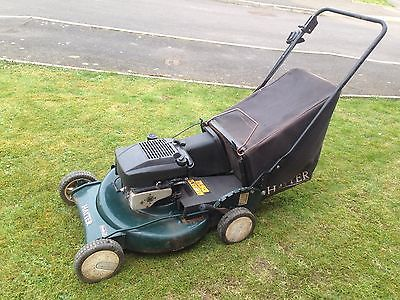 Hayter Double 3 Self Propelled Push Mower Commercial