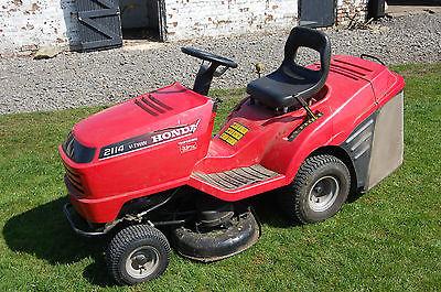 Honda Hf2114 Ride On Lawnmower Hydrostatic Lawnmowers Shop
