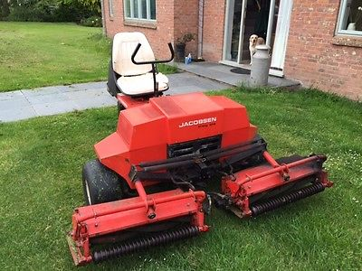 jacobsen tri king 1671d manual