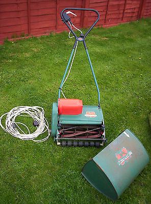 Qualcast Panther Self Propelled 3 Speed Vintage Electric