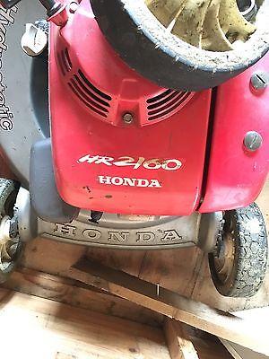 Honda Hr 2160 Push Mower Repair Or Parts Lawnmowers Shop
