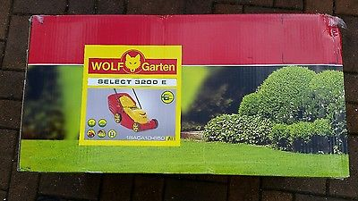 wolf garten electric lawnmower select s 3200 e 1000 watt. Black Bedroom Furniture Sets. Home Design Ideas