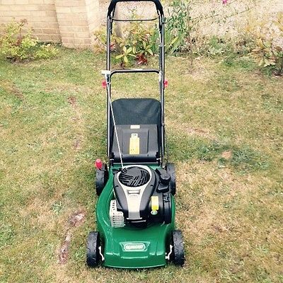 qualcast petrol self propelled 450e mower lawnmowers shop. Black Bedroom Furniture Sets. Home Design Ideas