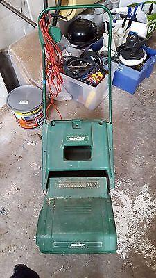 qualcast xr electric push mower lawnmowers shop