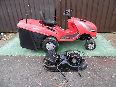 Mountfield 1436m Ride On Lawnmower 13 5hp Engine 36 Cut