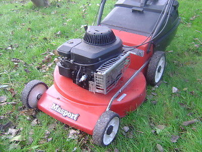 briggs and stratton push mower manual