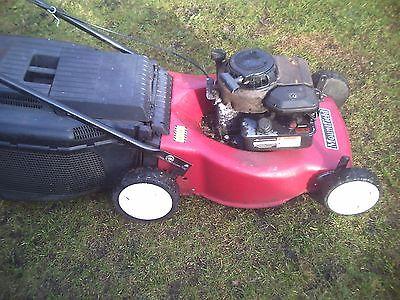 Mountfeld Petrol Push Mower For Spares Or Repair