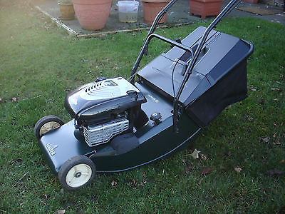 Hayter Harrier 48 19 Self Propelled Roller Lawnmower 5