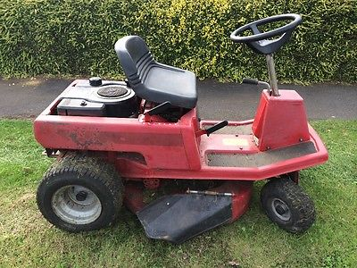 Ride On Lawn Mower Tractor Mountfield 10 Hp Briggs And