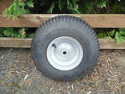 Ride On Mower Mtd Westwood Front Wheel Rim Amp Tyre 15 X