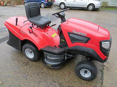 Mountfield 1436 Ride On Tractor Mower Lawn Garden Tractor