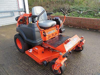 Bad Boy Diesel Zero Turn Ride On Mower Mulcher Lawn Garden