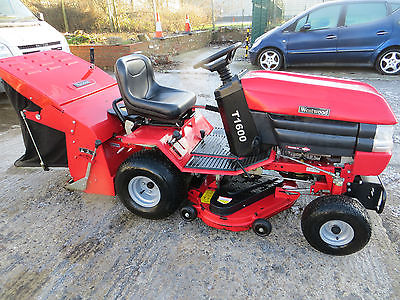 Westwood Countax T1600 Ride On Tractor Mower Mulcher Lawn