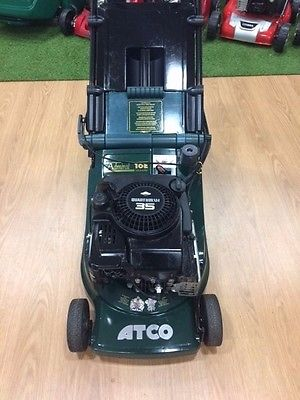 Atco Admiral 16e Petrol Self Propelled Rear Roller Lawn