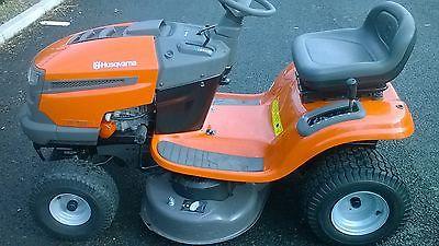 Husqvarna Ts138 Briggs 500cc Engine Ride On Lawn Tractor