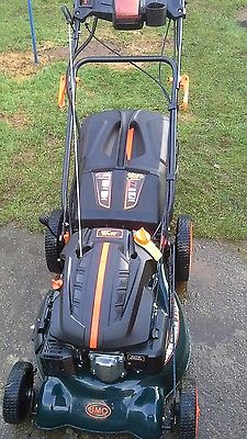 Bmc Lawn Racer 20″ Esi Electric Start Wolf 5.5hp Engine - Lawnmowers Shop