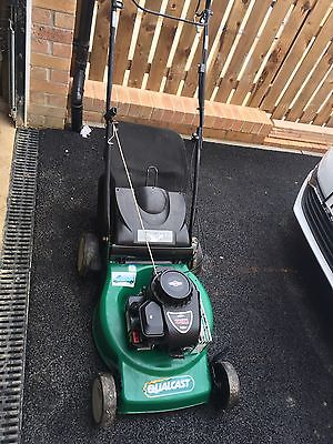 Qualcast Self Propelled Petrol Lawn Mower - Lawnmowers Shop