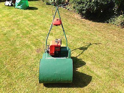 Qualcast Suffolk Punch 14 Inch Cut Self Propelled Petrol