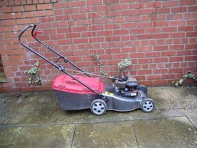 Mountfield Hp 470 Push Petrol Lawnmower With Grass Box New